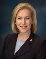 Gillibrand issues statement on bombing of Syrian air base